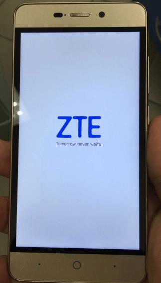 ZTE Blade X3 запуск смартфона после прошивки загрузчика (PRELOADER)