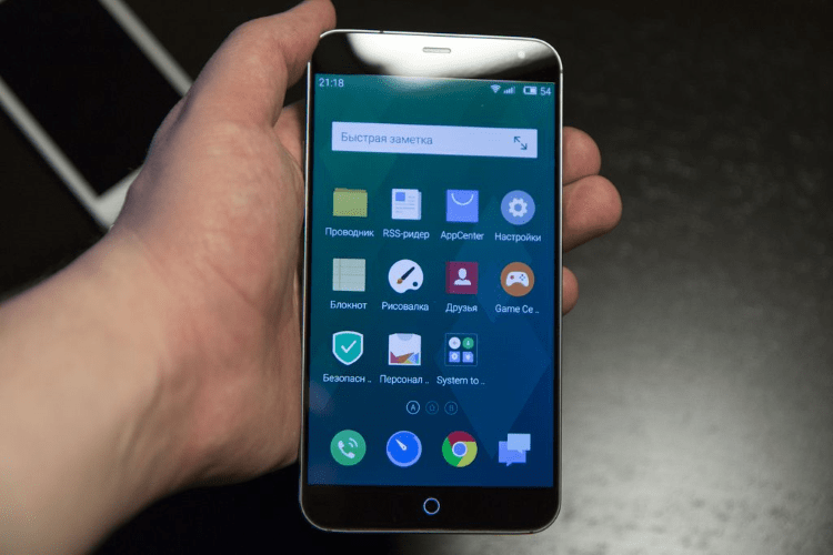 Как прошить смартфон Meizu MX4